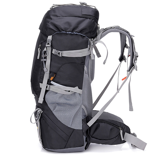 Large Capacity Durable Water Resistant Travel Hiking Camping Mountaineering Out