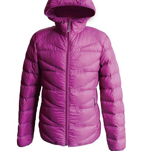 Women's winter puffer jacket