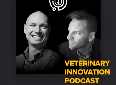 The Veterinary Innovation Podcast Features Fur Baby Tracker