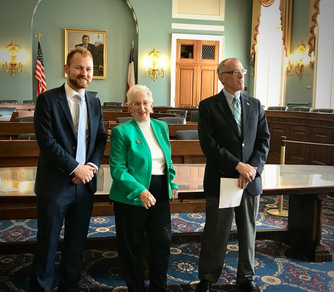Congresswoman Virginia Foxx (R-NC) Meets with IBA Members