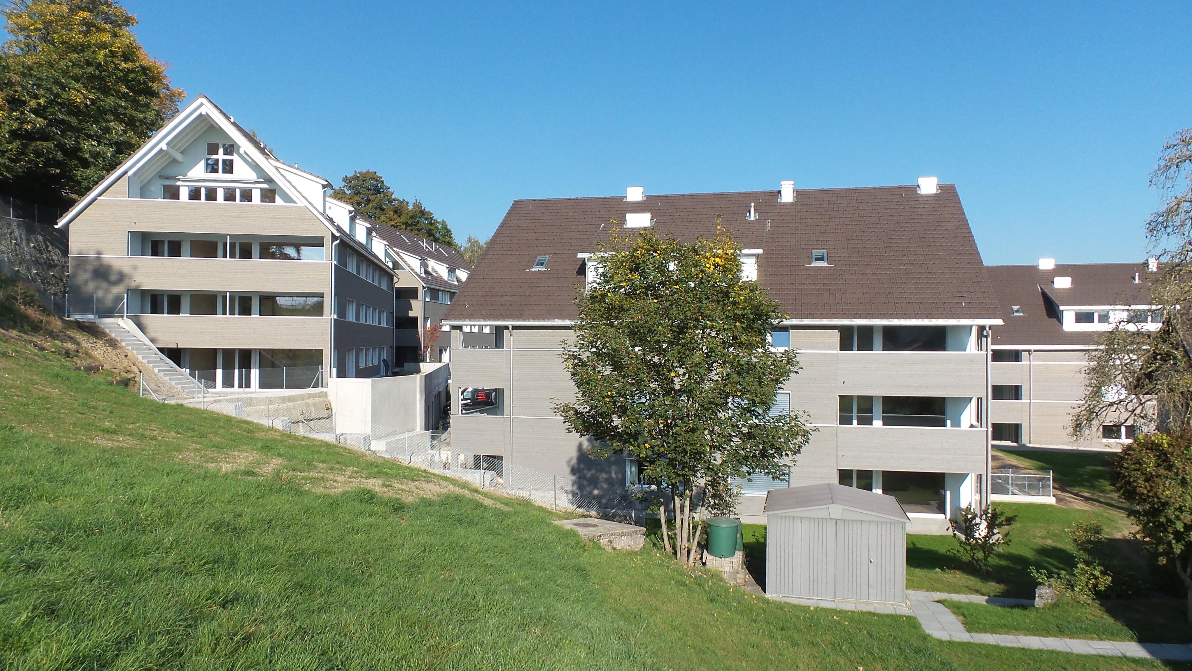 5 MFH in Fischbach-Göslikon
