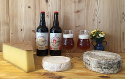 Dégustation bière / fromage