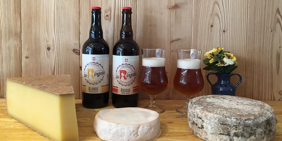 Journée Dégustation Bières / Fromages