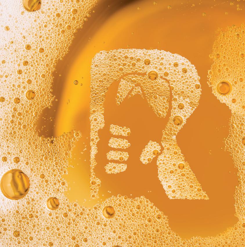 Brasserie La Ringale Logo Bulles