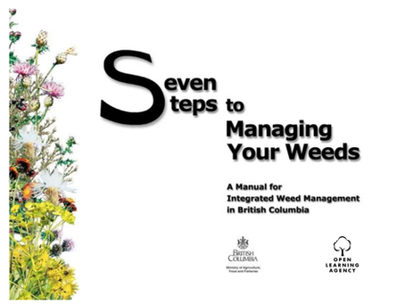 Seven Steps to Invasive Plant Management