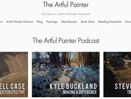 Podcasts about painting