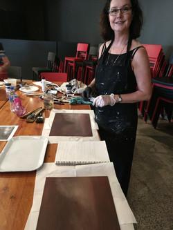 Tonal Painting Workshop Fremantle