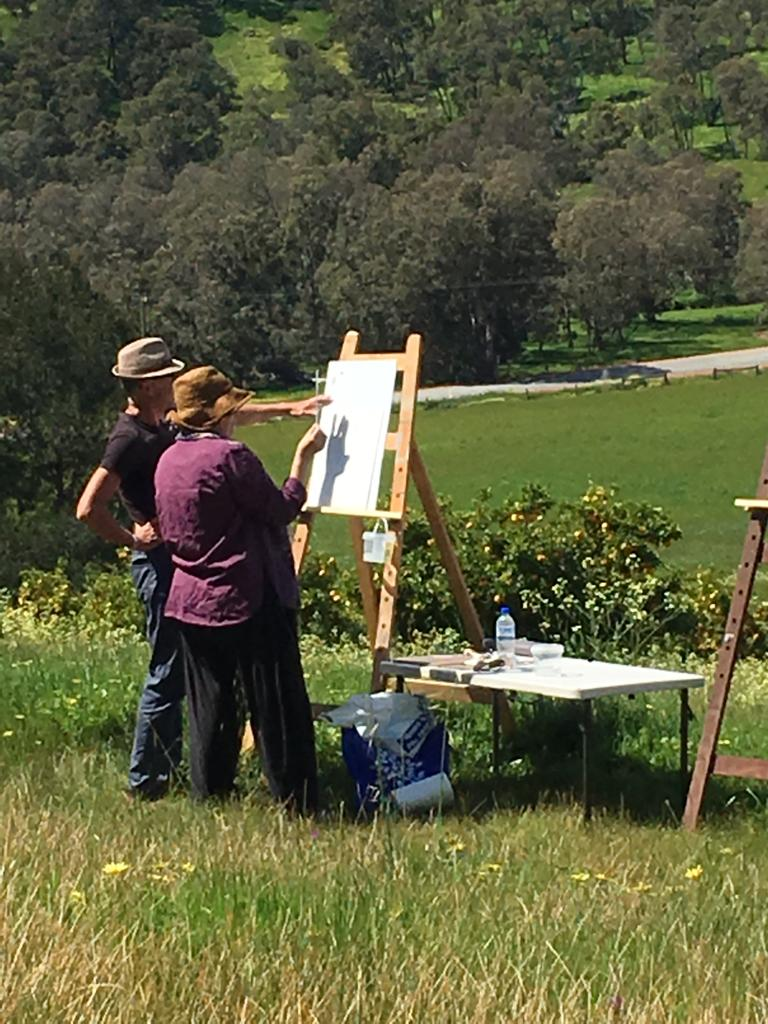 Chittering Valley Art Retreat