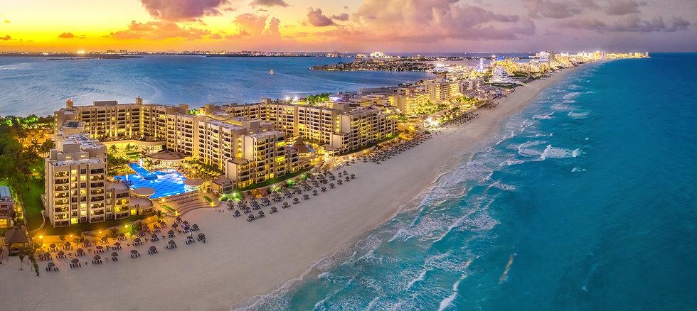 Zona Hotelera de Cancun - Top Properties Riviera Maya