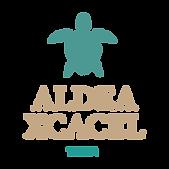 Aldea Xcacel Logotipo