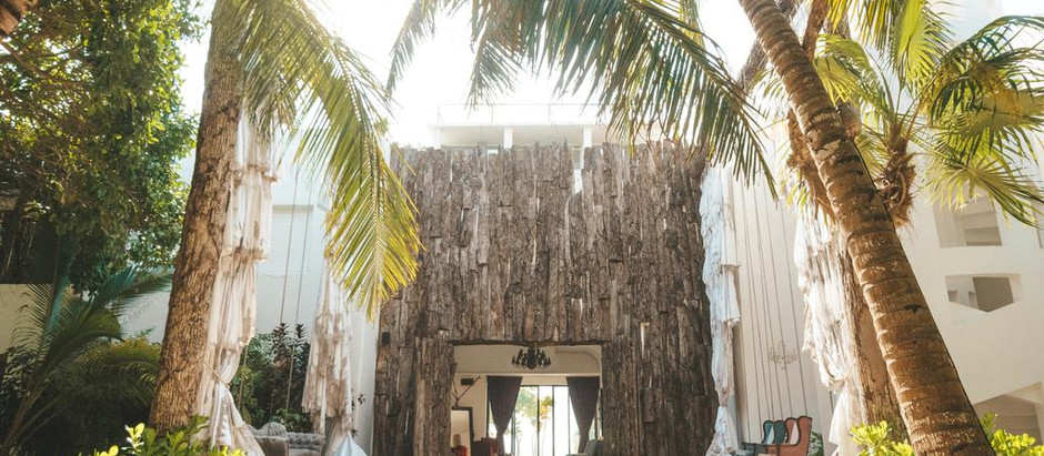 Casa Malca: El hogar del arte en la playa