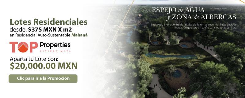 Mahana Tulum - Top Properties