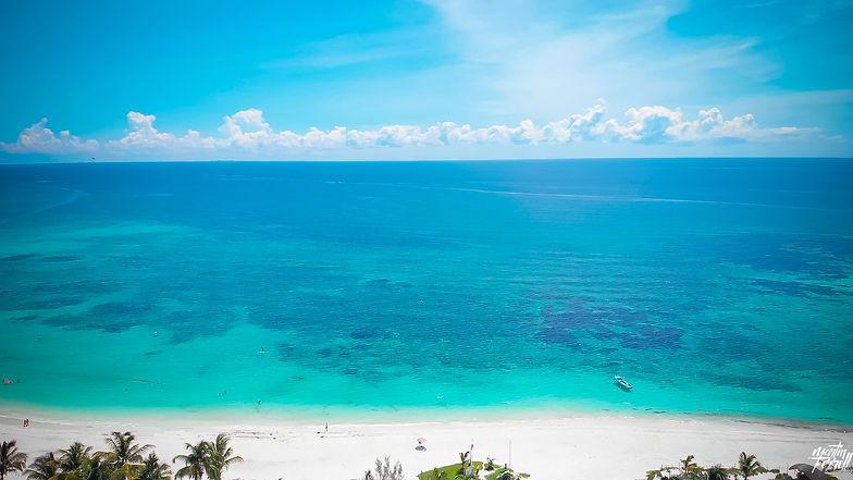 Playa de Xpu Ha - Riviera Maya - Mexico