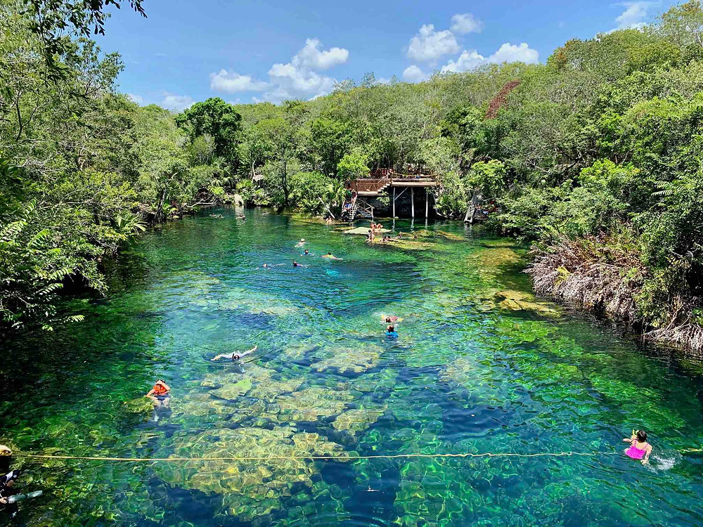 Cenote Cristalino - Top Properties