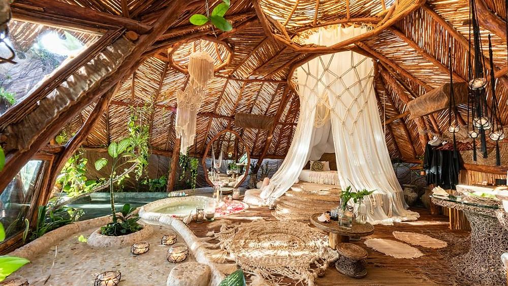 Azulik Interiores y Diseño