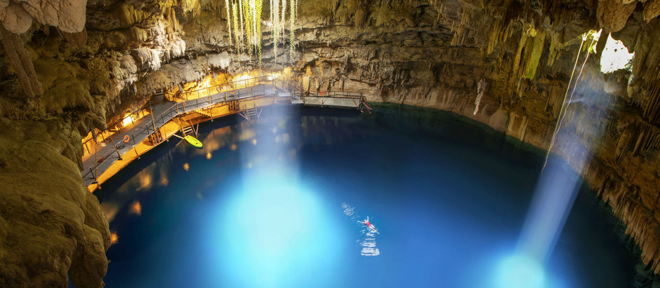 5 Cenotes que debes de visitar si estas en Playa del Carmen