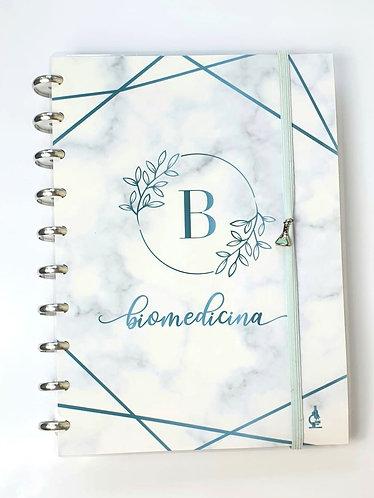 Caderno Biomedicina Happy Planner