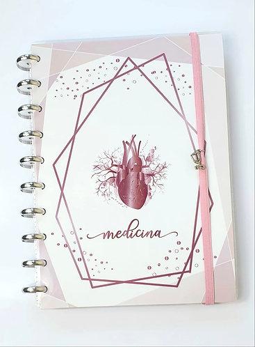 Caderno Medicina Happy Planner
