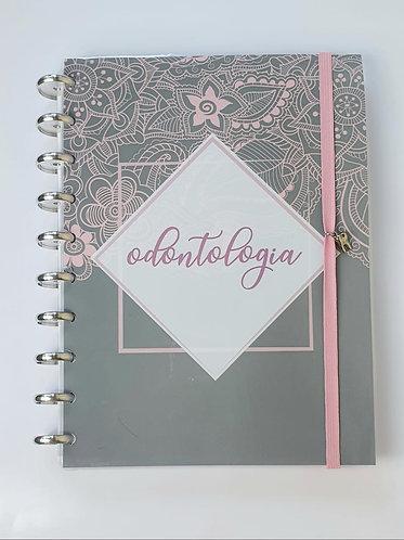 Caderno Odontologia Happy Planner