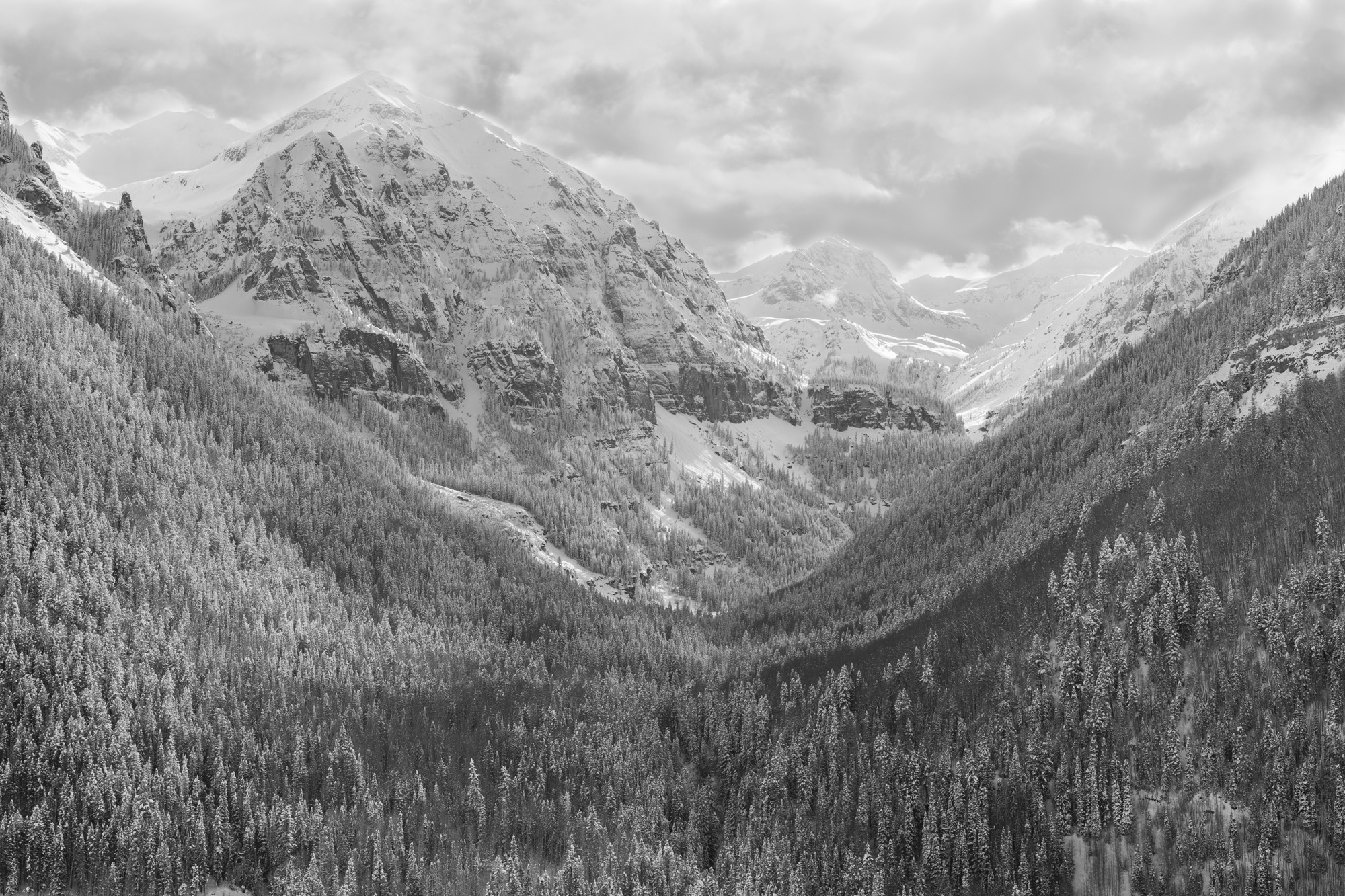 Glacial Basin