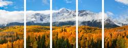 Mountain Veil 5 Panel