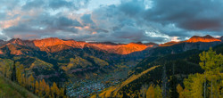 Box Canyon Alpenglow - OPEN EDITION