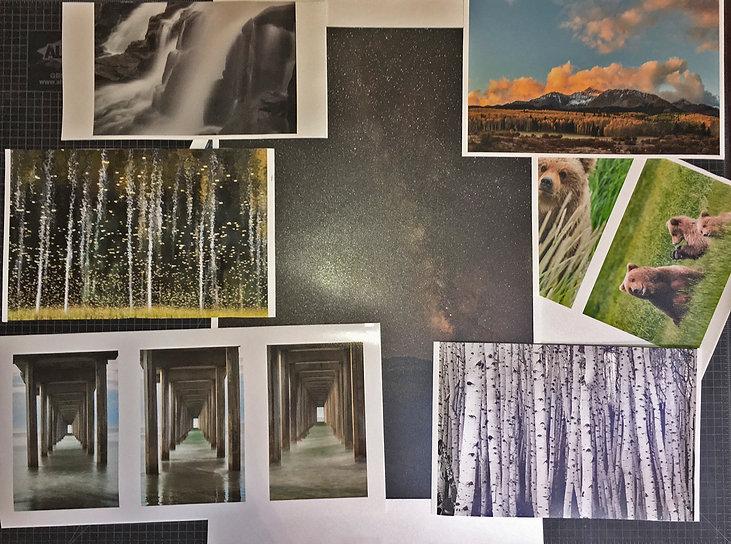 PhotogaphicPrints, Pigment Prints, Meta Prints