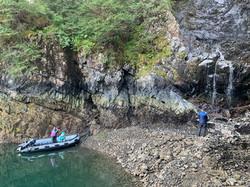 Participants Exploring Alaska