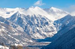 Box Canyon Winter - OPEN EDITION
