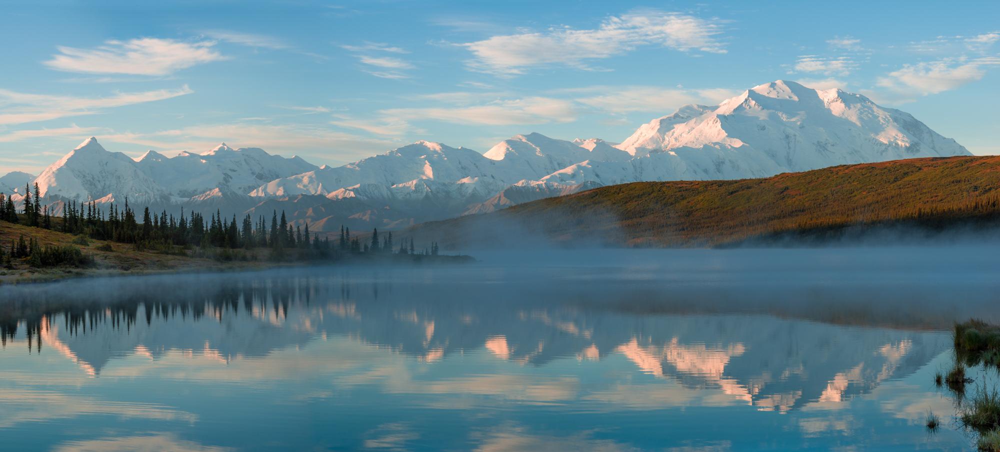 Wonder Lake Morning