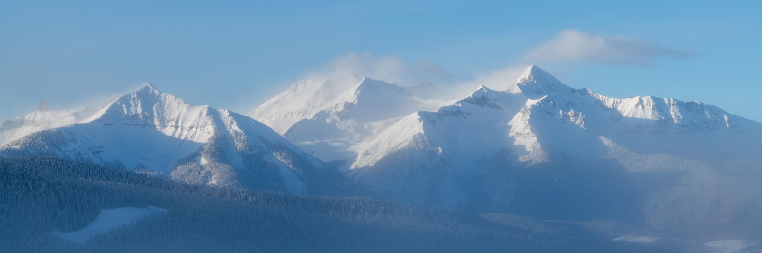 Shrouded Peaks