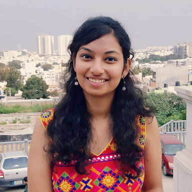 Shivangi is an extremely talented, dedicated and passionate member. She is very good team-player, who interacts and collaborates well with her teammates.
