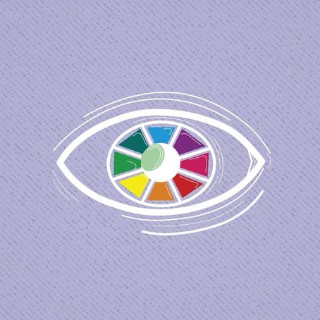 Você conhece o círculo cromático?