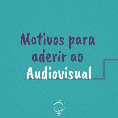 Motivos para aderir ao audiovisual para vender
