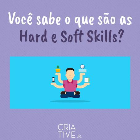 Você sabe o que são as hard e soft skills?