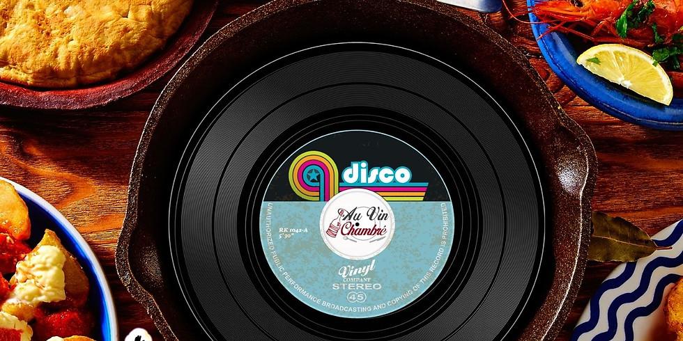 Soirée Disco-Tapas