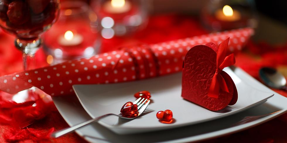 Soirée St Valentin 39€