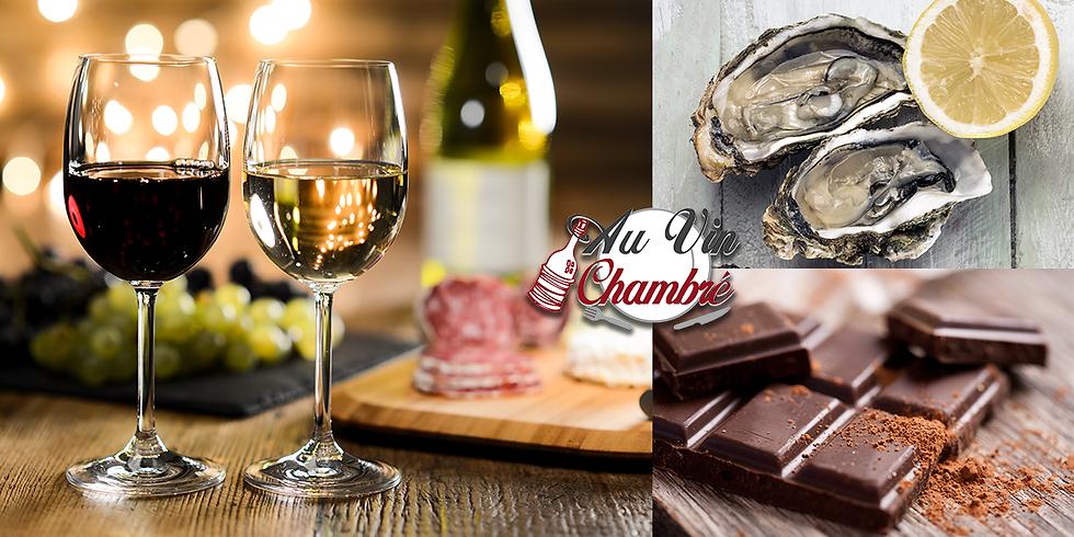 Accord Vin et Gourmandises
