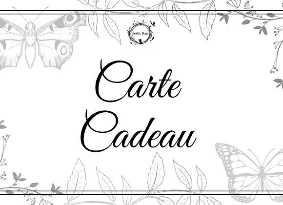 ~Carte Cadeau~