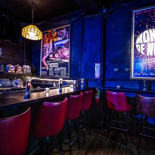 Newport Theater Bar