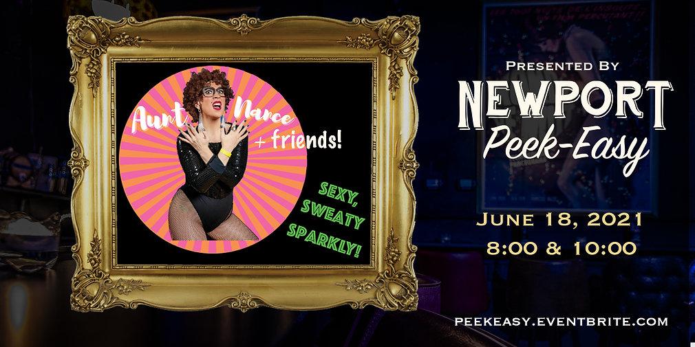 Newport Peek-Easy: Aunt Nance and Friends!