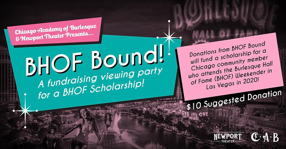 BHOF Bound