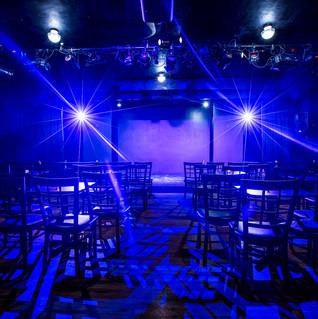 Newport Stage - Lights