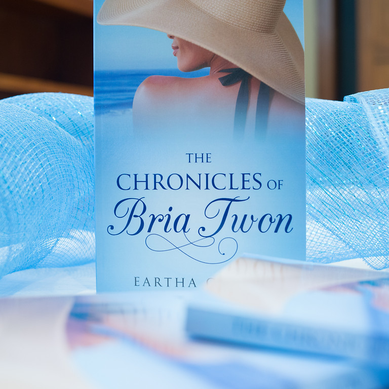 Book Signing for the The Chronicles of Bria Twon @The Dessert Spot