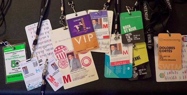 Press Credentials