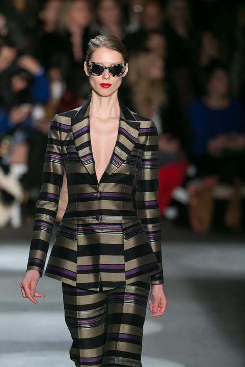 New York Fashion Week/John Nacion Imaging