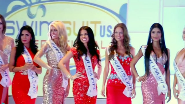 Miss Bikini Ireland Model Search