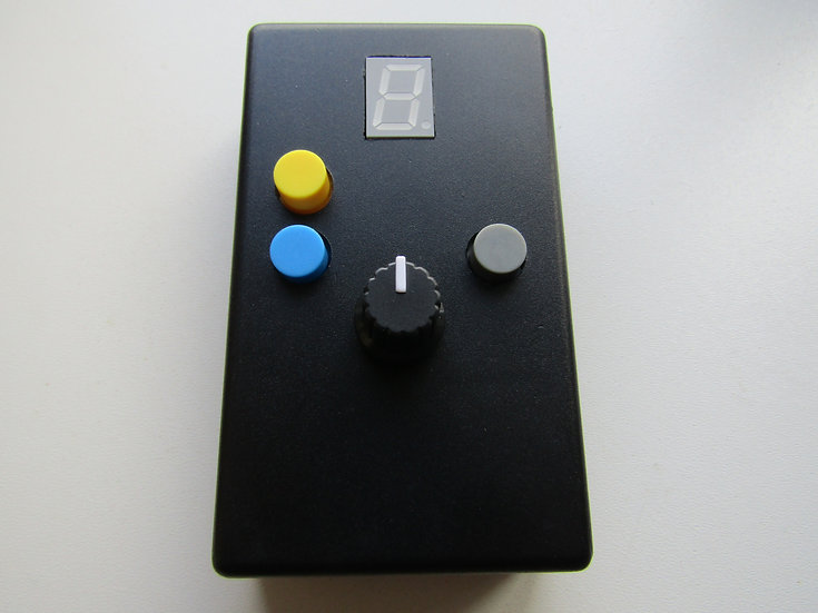 RF DC Motor Controller
