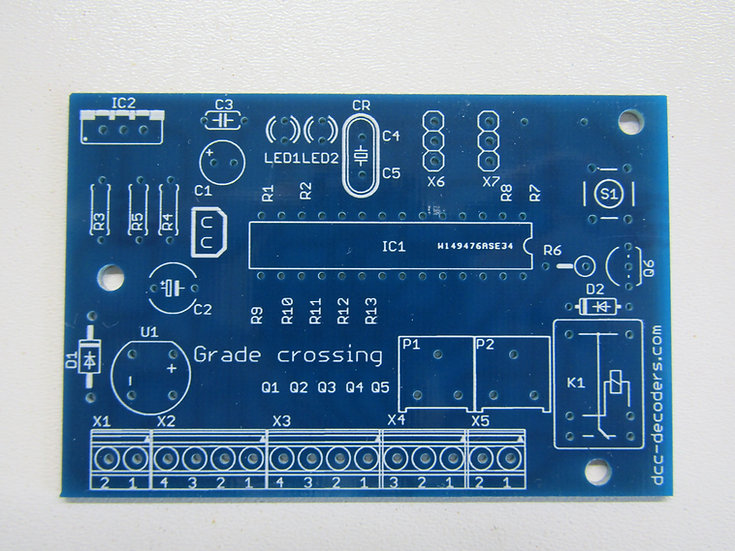 Grade crossing - KIT