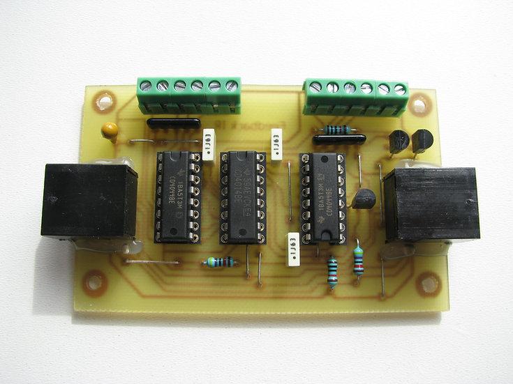 Visszajelző modul - Szensor